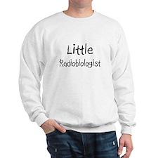 Little Radiobiologist Sweatshirt