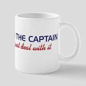 I'm The Captain, Just Deal Wi Mug