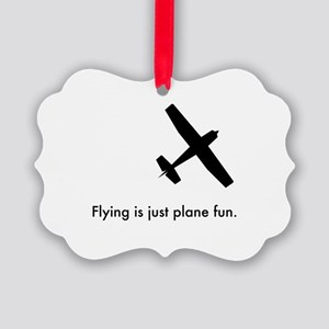 Plane Fun 1407044 Picture Ornament