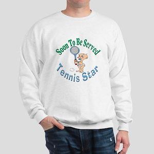 Boy Tennis Sweatshirt