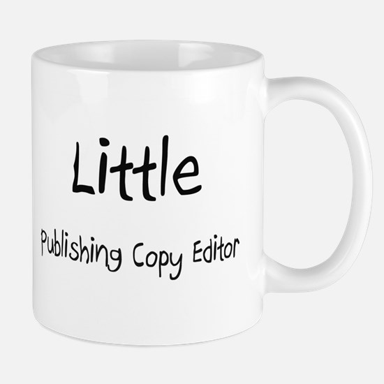 Little Publishing Copy Editor Mug