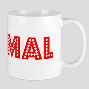 Retro Normal (Red) Mug