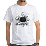2FAST2REAL White T-Shirt