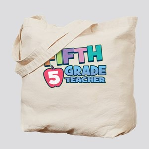 Fifth Grade Teacher Tote Bag