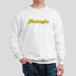 Retro Mckayla (Gold) Sweatshirt