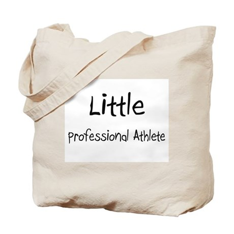 Little Professional Athlete Tote Bag