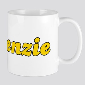Retro Mckenzie (Gold) Mug