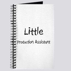 Little Production Assistant Journal