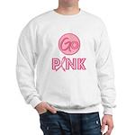 Go Pink Breast Cancer Sweatshirt