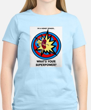 Super Kidney Donor T-Shirt