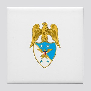 JOINT-CHIEFS-OF-STAFF-CHAIR Tile Coaster
