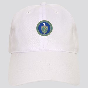 ENERGY-DEPARTMENT-SEAL Cap