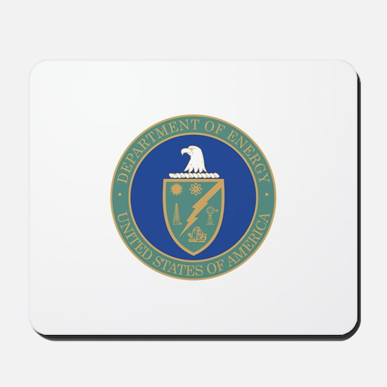 ENERGY-DEPARTMENT-SEAL Mousepad