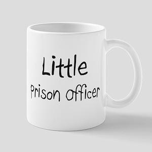 Little Prison Officer Mug