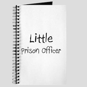 Little Prison Officer Journal