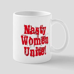 Nasty Women Mugs