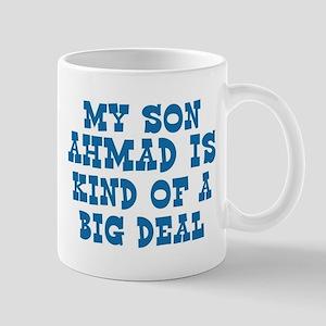 Ahmad is a big deal Mug