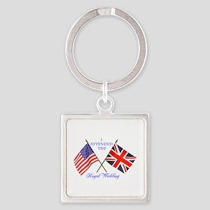 Royal Wedding Keychains