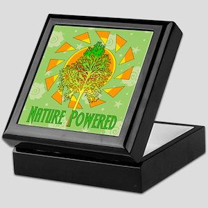 Nature Powered Keepsake Box