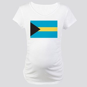 BAHAMAS Maternity T-Shirt