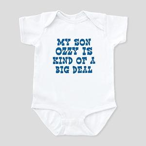 Ozzy is a big deal Infant Bodysuit