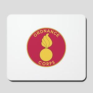 ORDNANCE-CORPS Mousepad