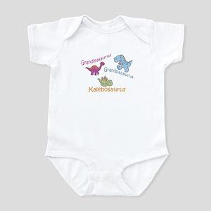 Grandma, Grandpa, & Kalebosau Infant Bodysuit