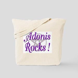 Adonis Rocks ! Tote Bag
