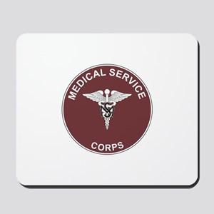 MEDICAL-SERVICE-CORPS Mousepad