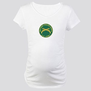MILITARY-POLICE Maternity T-Shirt