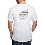 Fitted Leaf Logo T-Shirt