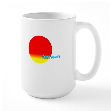 Antwan Large Mug
