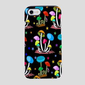 Rainbow Of Mushrooms iPhone 8/7 Tough Case