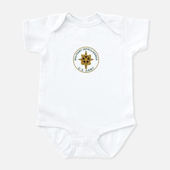 MILITARY-INTELLIGENCE Infant Bodysuit