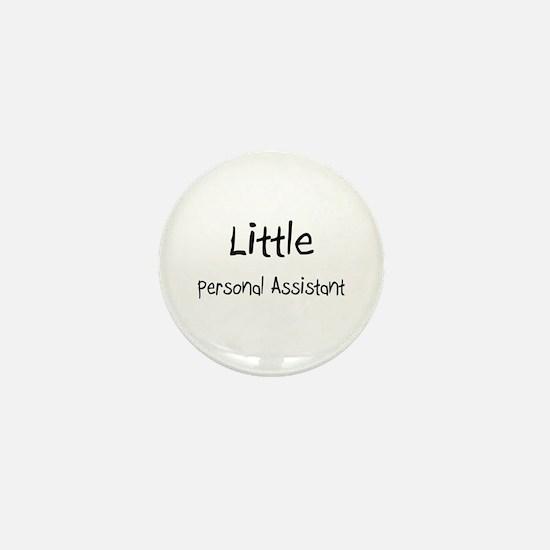 Little Personal Assistant Mini Button