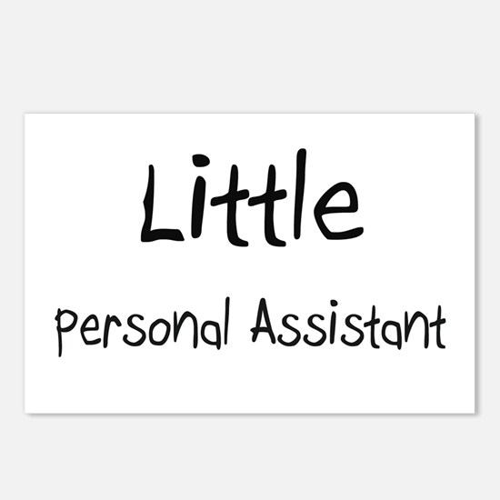 Little Personal Assistant Postcards (Package of 8)