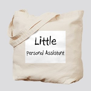 Little Personal Assistant Tote Bag