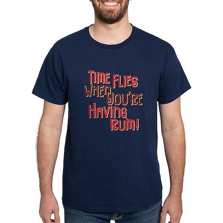 Time Flies - Dark T-Shirt
