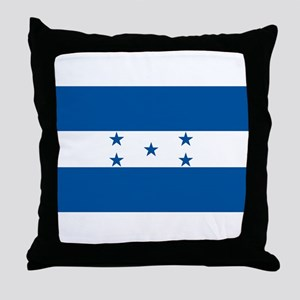 HONDURAS Throw Pillow