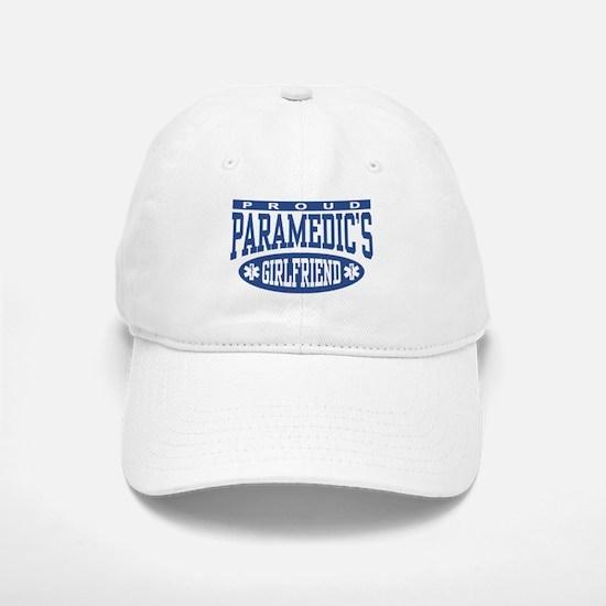 Proud Paramedic's Girlfriend Baseball Baseball Cap