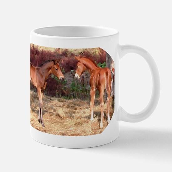 Nice to Meet You Mug