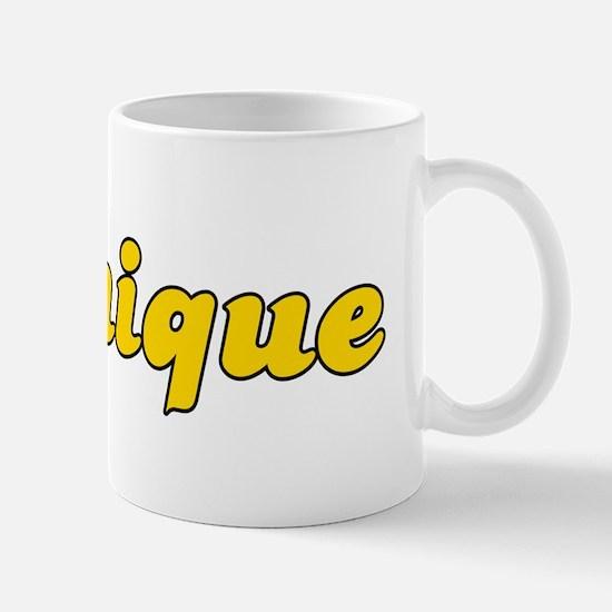 Retro Monique (Gold) Mug