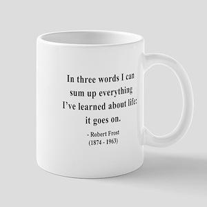 Robert Frost 15 Mug