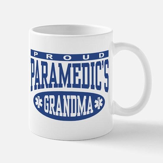 Proud Paramedic's Grandma Mug