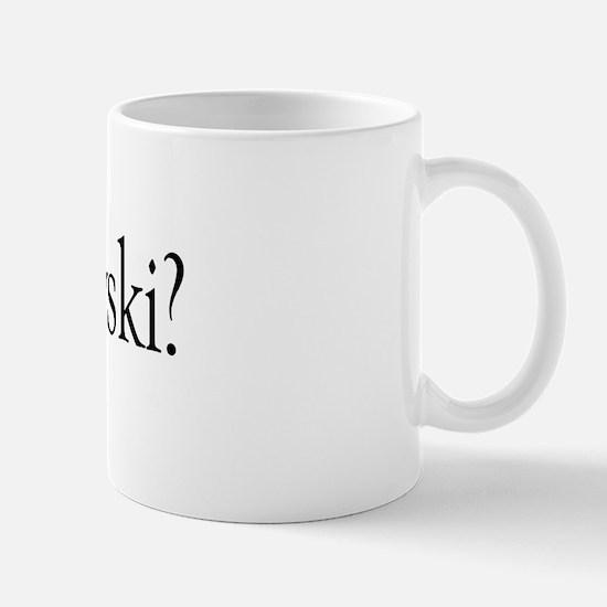 got bukowski? Mug