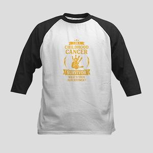 I Am a Childhood Cancer Survivor, What's Your Supe