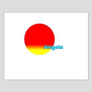 Angela Small Poster