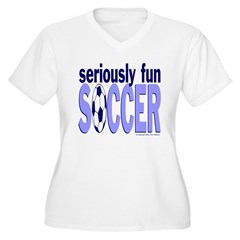 Seriously Fun Soccer T-Shirt