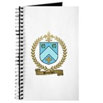 BOUCHER Family Crest Journal