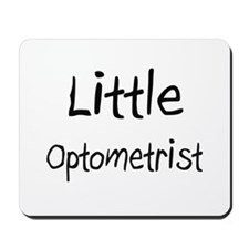 Little Optometrist Mousepad